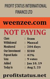 ссылка на мониторинг http://profitstatus.net/details/lid/375/