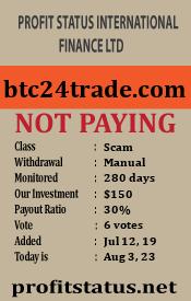 ссылка на мониторинг https://profitstatus.net/details/lid/464/